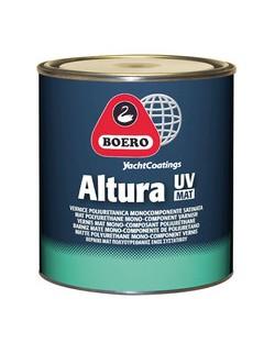 Vernice Satinata ALTURA UV MAT Boero