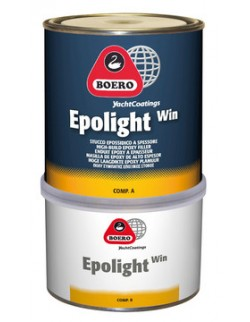 Stucco Epossidico EPOLIGHT WIN Boero