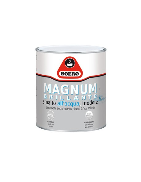 Smalto all'acqua MAGNUM BRILLANTE Boero