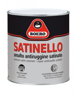 Smalto antiruggine SATINELLO Boero
