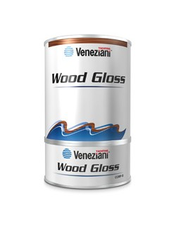 Vernice Poliuretanica Brillante WOOD GLOSS