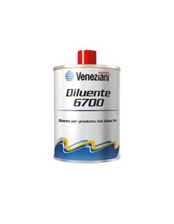 DILUENTE 6700 Per smalto Gel Gloss Pro