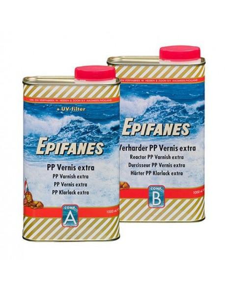 Vernice/Fondo Bicomponente per Finiture EPIFANES