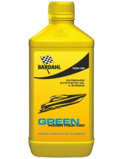 Olio GreenPower Four C60 10W-30