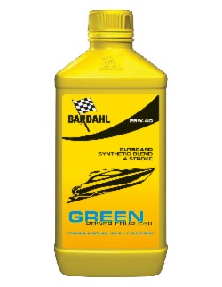 Olio GreenPower Four C60 25W-40