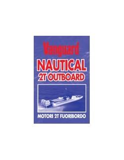 Olio per Miscela Outboard 2T Vanguard