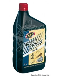 GENARAL OIL RED FLUID