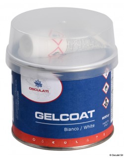 Gelcoat Stucco Bianco